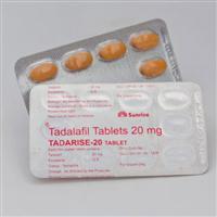 20 Mg Tadarise Tablets