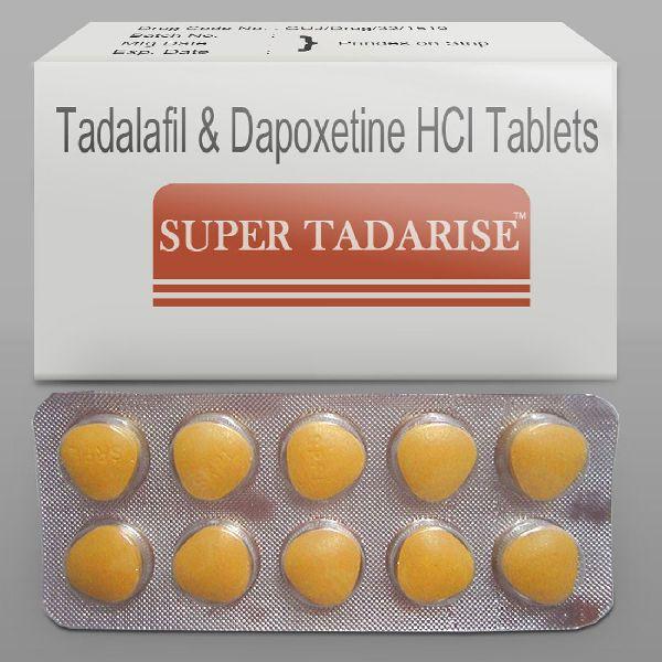 Super Tadarise Tablets