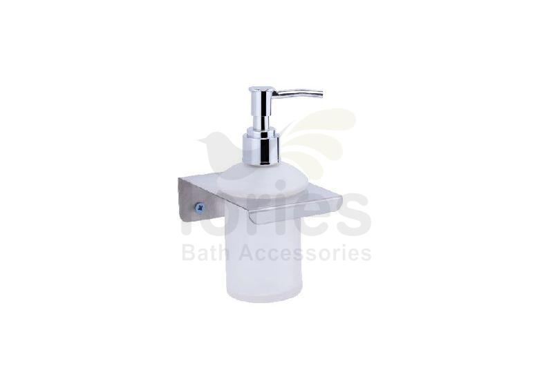 Stainless Steel Soap Dispenser Holder