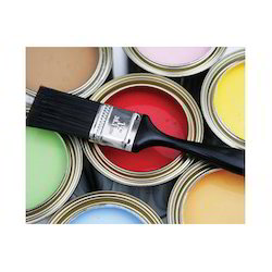 Thermoplastic Acrylic Paints