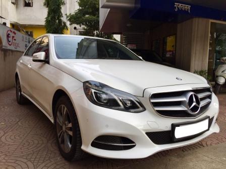 Wholesale Used Mercedes Benz E 200 Cgi Car Supplier in Mumbai India