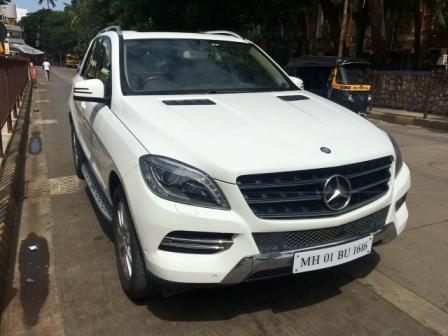 Wholesale Used Mercedes Benz ML 250 CDI 4Matic Car Supplier in