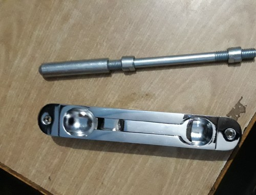 Stainless Steel Tower Bolt 02
