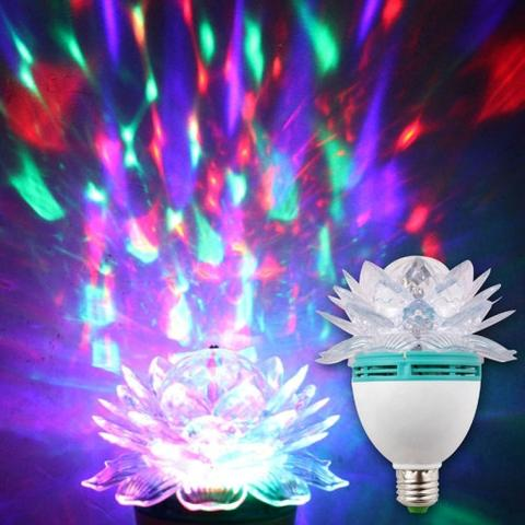 Lotus Rotating Bulb