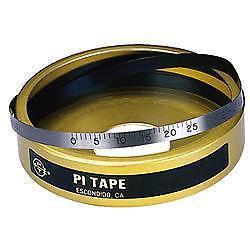 PI Tape Circumference