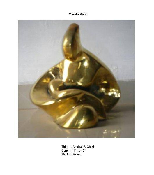 11X10 Inch Mamta Sculpture