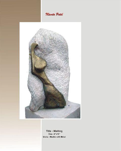 9X12 Inch Mamta Sculpture