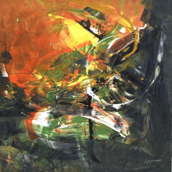 Shailesh Patel Painting 10