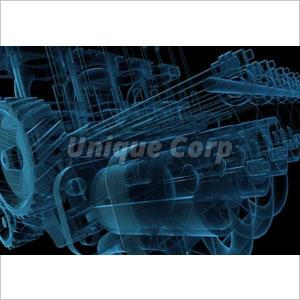 Gulfco La Stationary Gas Engine Oil Exporter Supplier in Rajkot India