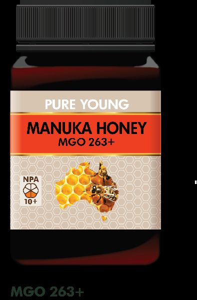 (263+) Australian Manuka Honey