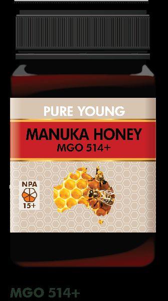 (514+) Australian Manuka Honey