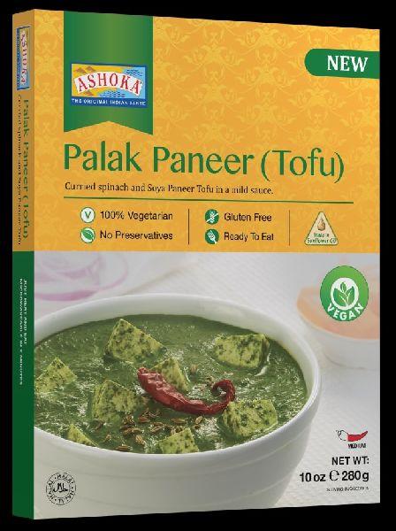 Ashoka Palak Paneer (Tofu)