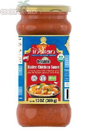 Organic Butter Chicken Sauce