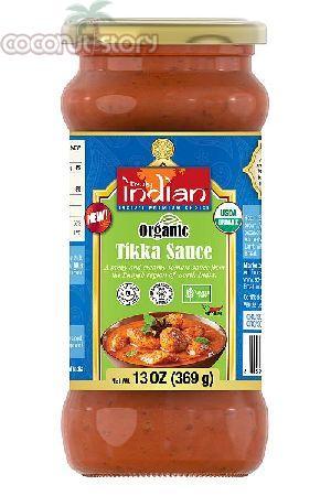 Organic Cooking Sauces