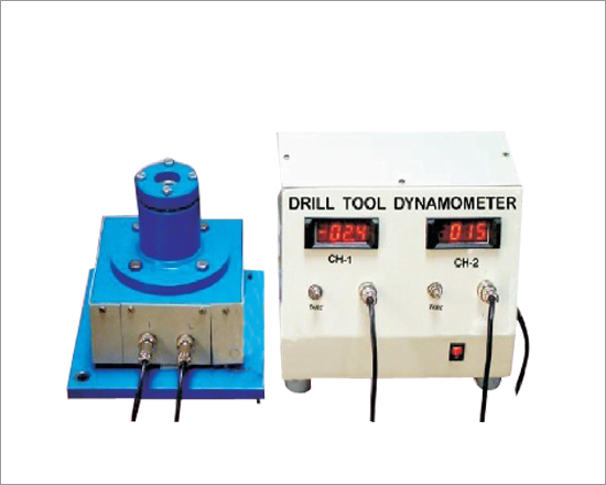 Drilling Tool Dynamometer