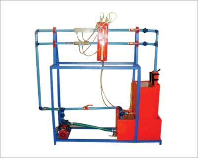 Venturimeter Orificemeter Calibration Set Up
