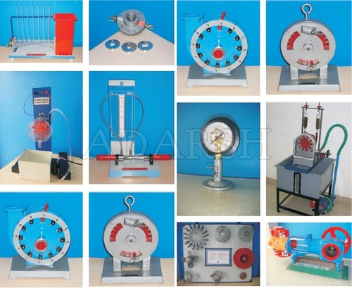 Fluid Mechines Hydraulic Machines Models