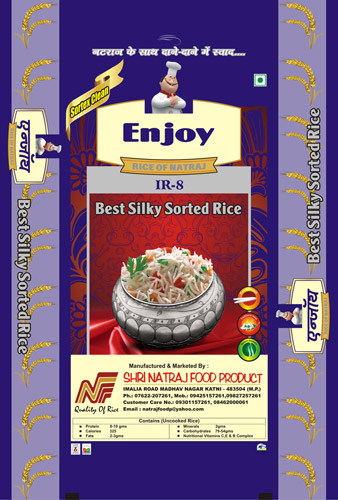 Enioy IR-8 Sorted Rice