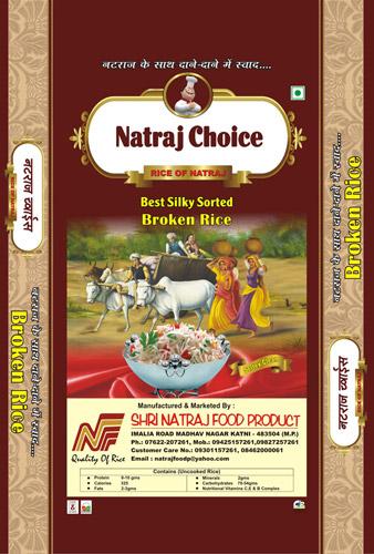Natraj Choice Sorted Broken Rice