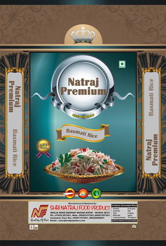 Natraj Premium Basmati Rice