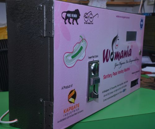 Sanitary Napkin Vending Machine 02
