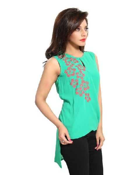 Ladies Tunic Tops 01