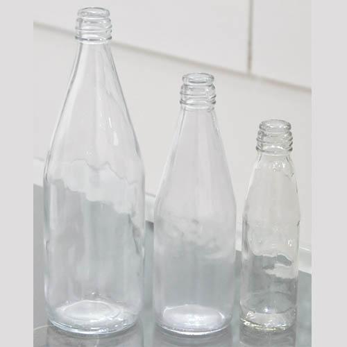Ketchup Glass Bottles