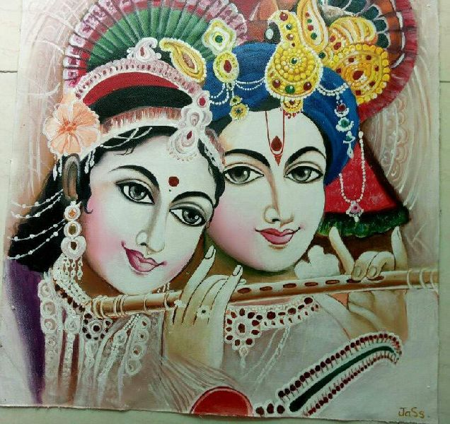 Fabric Painting Services