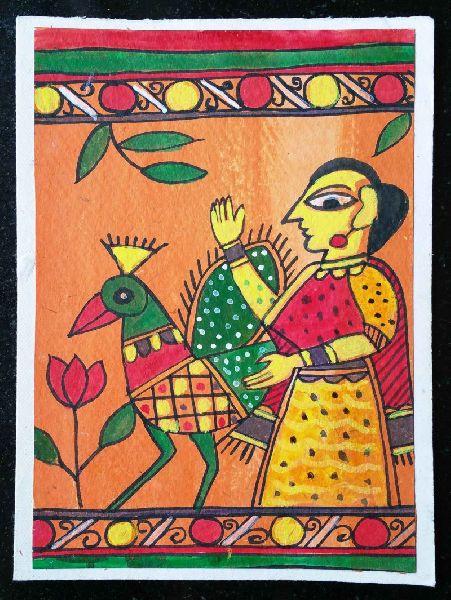 Warli Art Paintings