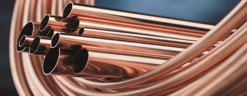Copper Tubes & Pipes 01