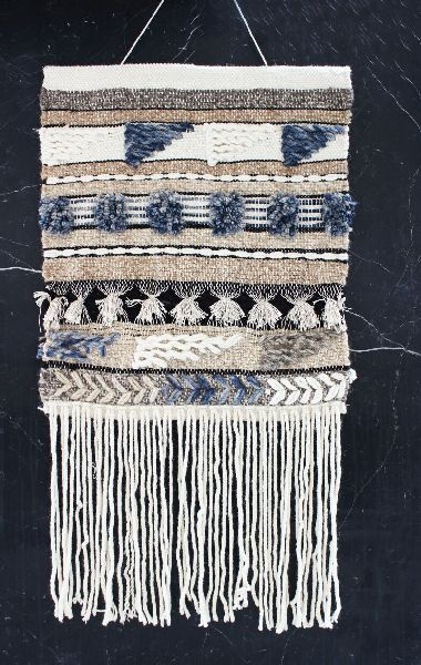 Cotton Handloom Wall Hanging 03