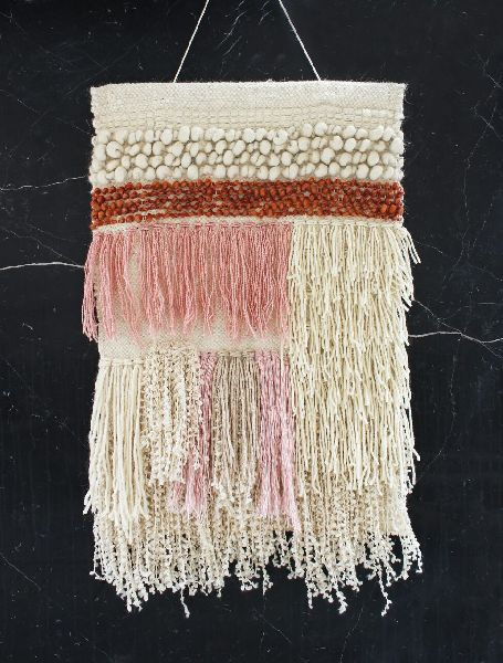 Cotton Handloom Wall Hanging 04