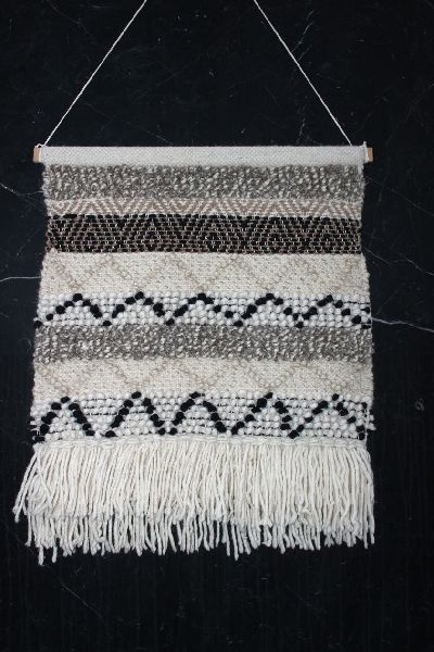 Cotton Handloom Wall Hanging 06
