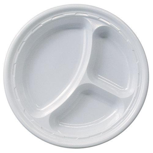 Disposable Plastic Plates 02