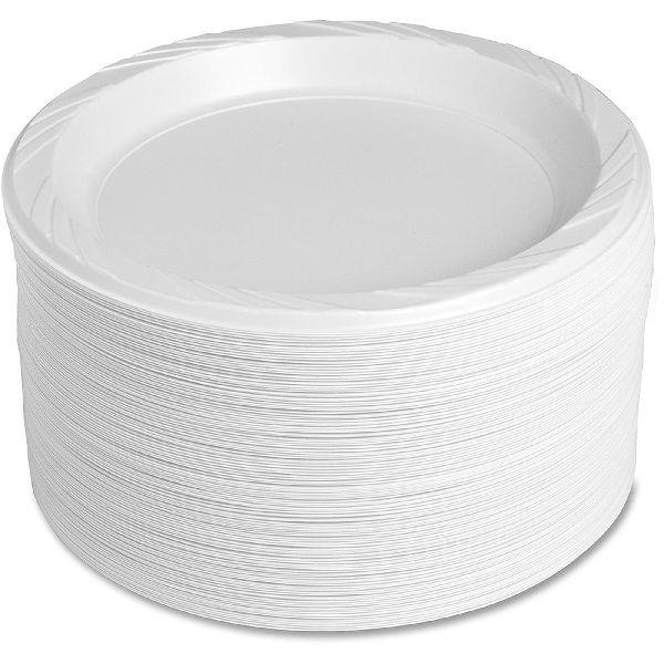 Disposable Plastic Plates 03