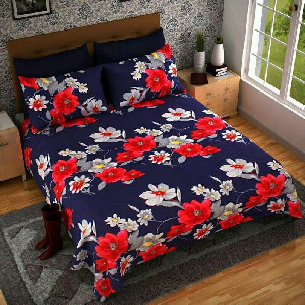 Poly Cotton Bed Sheets