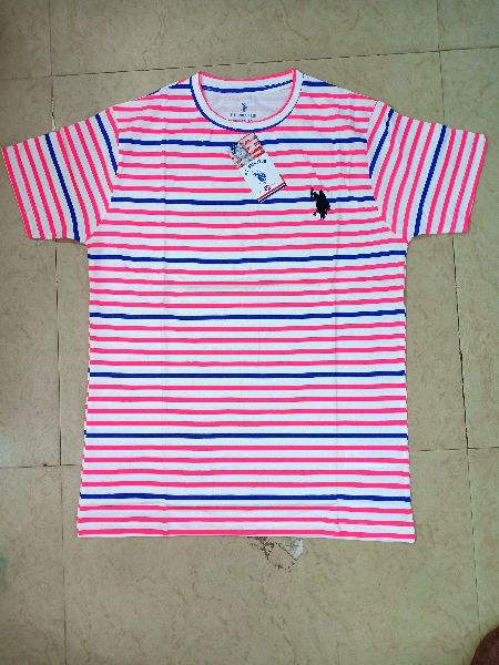 Strip T Shirt