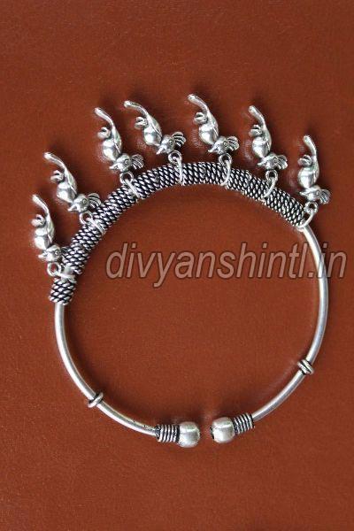 Antique Peacock Bracelet