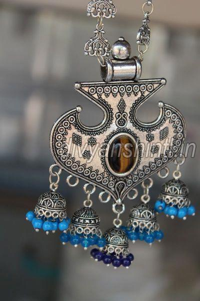 Antique Jhumka Pendant