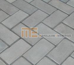 Brick Pattern Paver Block