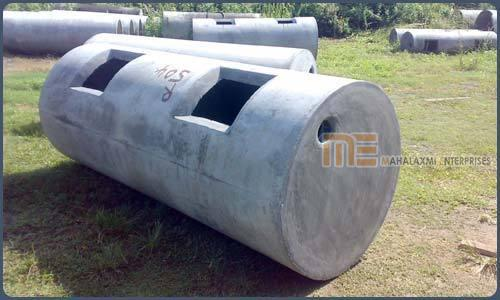 Cement Septic Tank
