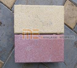 Sand Blast Brick Paver Blocks