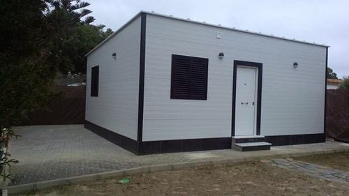 Prefabricated Single Slope House