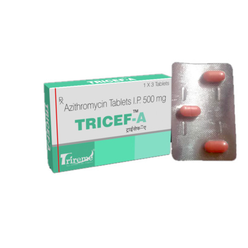 Tricef A 500mg Tablets