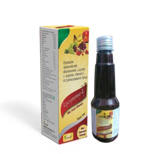 Lycoreme-L Syrup