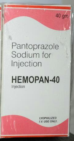 Hemopan-40 Injection