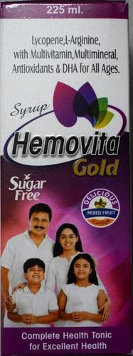 Hemovita Gold Syrup 01