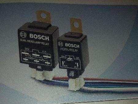 Bosch Automotive Relays
