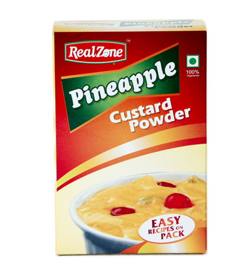 Pineapple Custard Powder