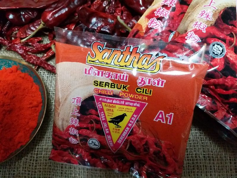 Red Chilli Powder 01